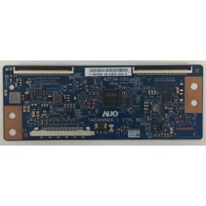 T-CON T420HVN06.1 CTRL BD para Tv LG 42LB5610/50LB582V/42LB5820