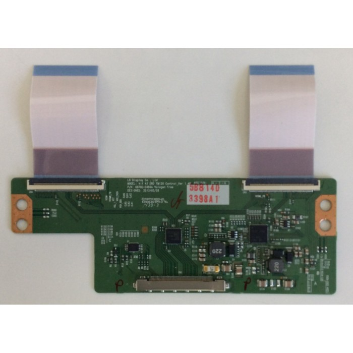 T-CON 6870C-0469A para Tv Philips 42PFH6309/88 - Nuevo