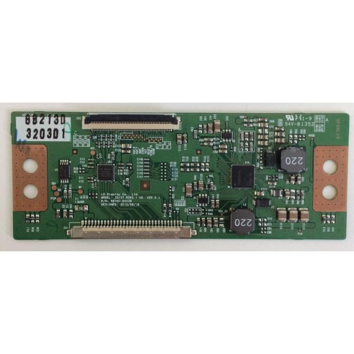 T-CON (6870C-0442B) para Tv LG 32LN540B - Nuevo