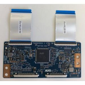 T-CON T420HVD03.1 CTRL BD para Tv LG 50LB650V 50¨ LED