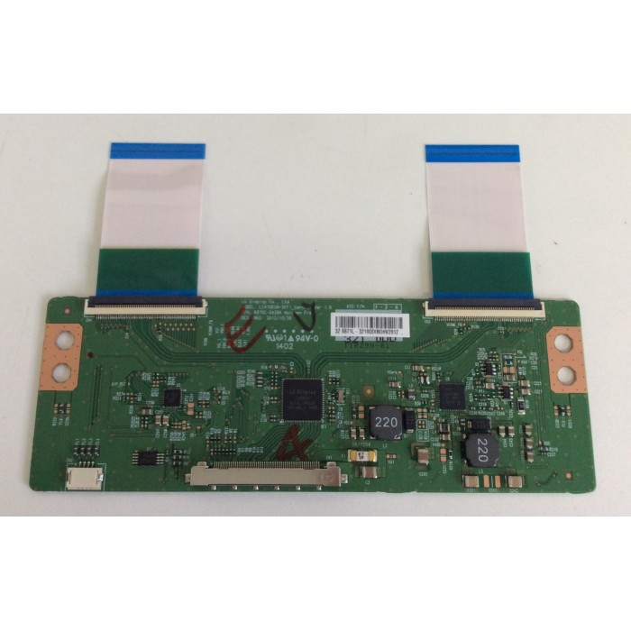 T-CON (4870C-0438A) para Tv Toshiba 32L2434D 32¨ LED