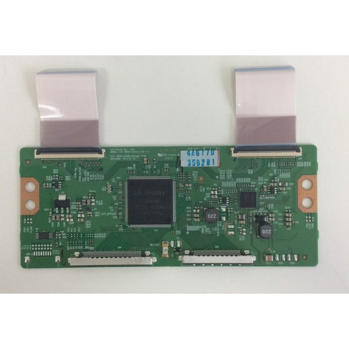 T-CON (6870C-0482B) para Tv Panasonic TX-42AS650E