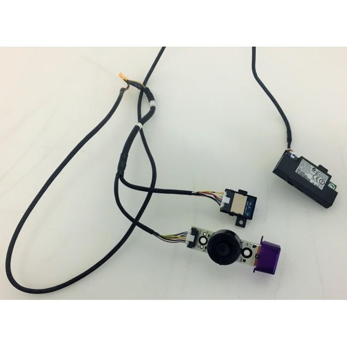 Botonera, tarjeta Wi-Fi y Bluetooth televisiones Samsung (BN41-01976B)