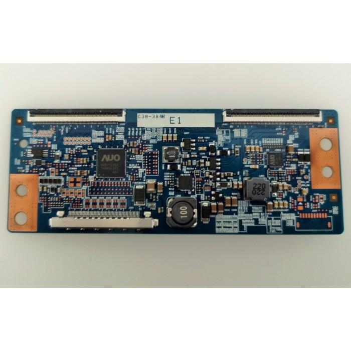 T-con para TV Philips 50PFH4309/88 (c38-3b)