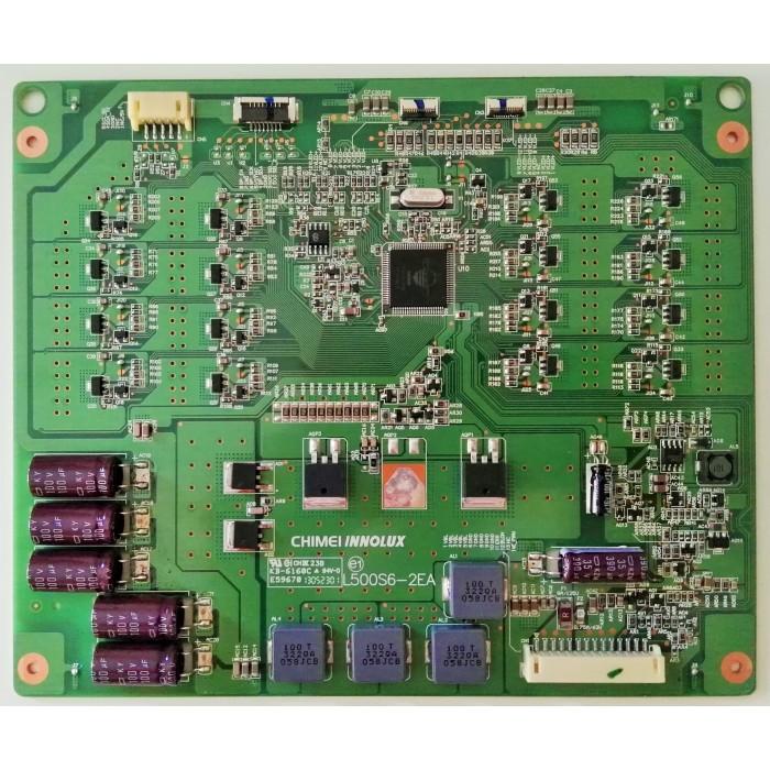 Backlight Inverter L500S62EA INNOLUX para HISENSE LTDN50XT880XWSEU3D