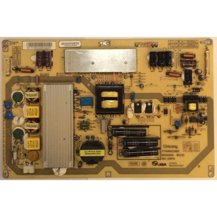 Fuente de alimentación (N150A001L) para Tv Toshiba 40¨/46¨ LED