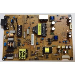 Fuente de alimentación (EAX64905501) para TV LG LED