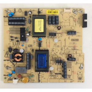 Fuente de alimentación 17IPS19-4 para Tv Toshiba 32W1334G - 32¨ LED