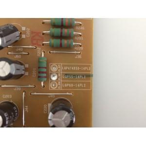 Fuente de alimentación LGP55-14PL2 (EAX65423801) LG 50/55¨Pulgadas