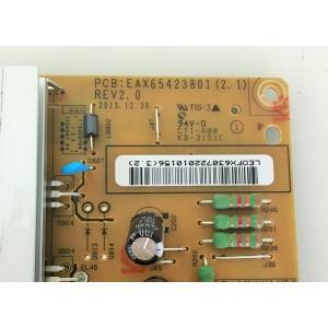 Fuente de alimentación LGP60-14PL2 (EAX65423801) para LG 60¨