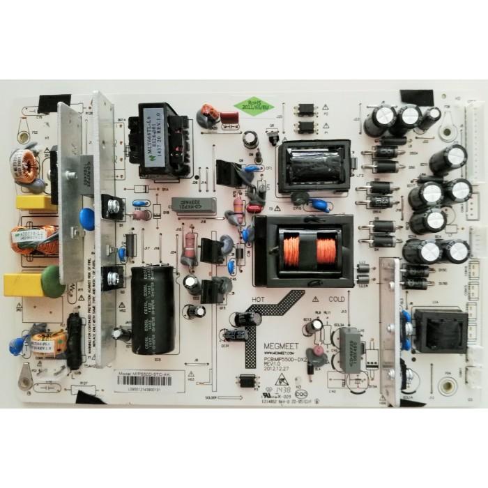 Fuente de alimentación MEGMEET PCB: MIP550D-DX2 para Hyundai T50